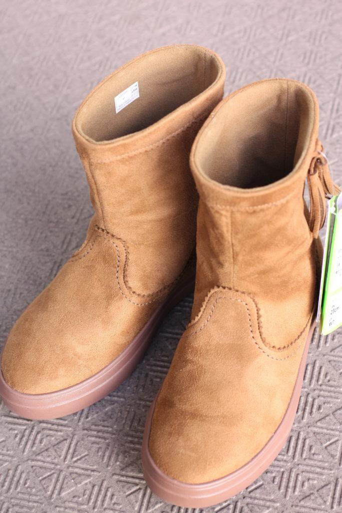 ロッジポイント シンセティック スエード ブーツ ウィメン