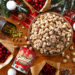【ギャレットポップコーン】ピスタチオとホワイトチョコの濃厚な味わいでクリスマス気分を♪